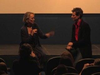Absurde Séance Paris - L'AU-DELA - Présentation du film par Yann et Catriona MacColl, intervention de Jean-Pierre Putters
