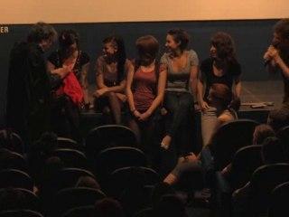 Absurde Séance Paris - WIZARD OF GORE - Présentation du film par Yann avec les Suicide Girls Française
