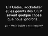 L'Arche de Noé Végétale de Bill Gates & Rockfeller 7sur7 FIN