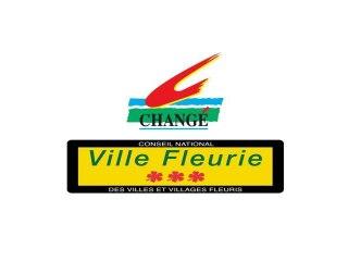 """Ville fleurie 2010 """"3 fleurs"""""""