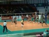 Open de Volley Feminin Generali 2010 Cannes vs Nantes Part2