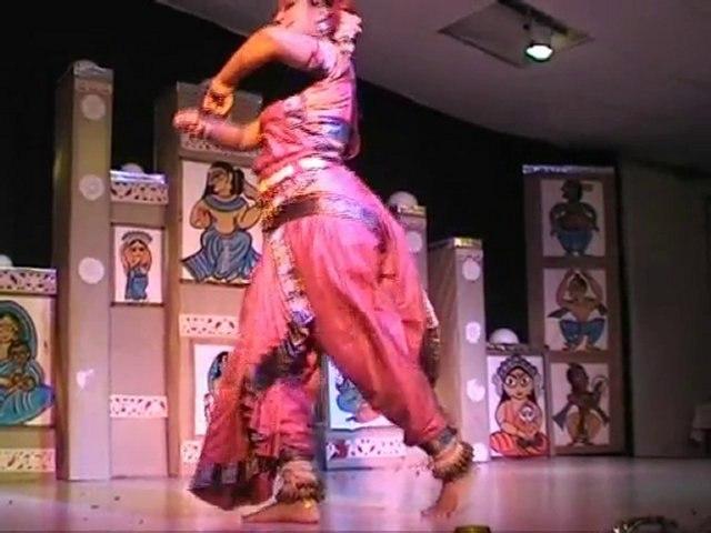 Srinwanti Chakrabarti Maison de l'Inde Paris 07/11/10