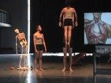 Yvonne Paire, anatomie de la danse 2, la respiration