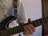 Californication / Red Hot Chili Peppers / démo guitare