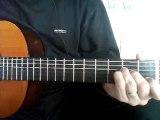 U2 guitare accoustique