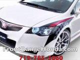 Front Range Honda Colorado Springs More Reviews