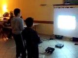 Présentation de Kinect sur Xbox360 à Nantua 07
