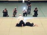 Great Aikido Demonstration Ueshiba Moriteru 2010 in HD