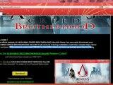 ASSASSINS CREED BROTHERHOOD KEYS XBOX360