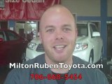 Milton Ruben Toyota Augusta GA Reviews