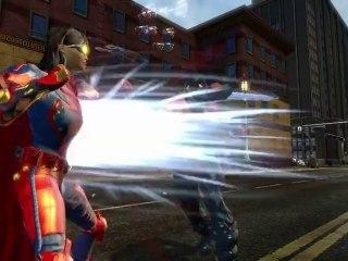 Présentation DC universe Online de DC Universe Online