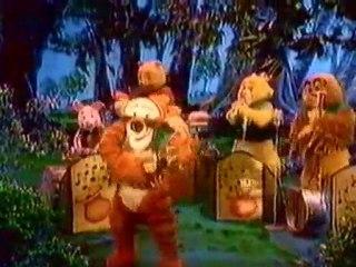 Winnie l'ourson - Bourriquet et l'orchestre 1
