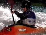 Rabioux River Rodéo 2010 -  Championnat de kayak freestyle