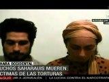 Dos activistas escondidos denuncian el «genocidio» contra el pueblo saharaui