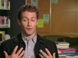 "Matthew Morrison ""The Substitute"" Interview"