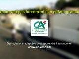 Publicité Crédit Agricole Charente-Maritime Deux-Sèvres