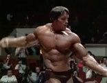Arnold Schwarzenegger Mr Olympia 1975