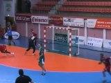 Nul entre Nîmes et Paris (Handball D1)