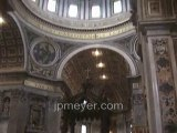 Italy travel: Rome, St. Peter's Basilica, the largest...