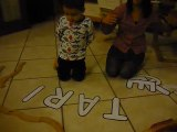 Les premiers pas... les premiers mots déchiffrés!
