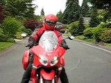 Multistrada 1000 Mirrors - Moto Guzzi Norge 1200