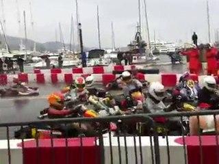 karting embouteillage