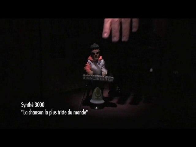 synthé3000  -  la chanson la plus triste du monde
