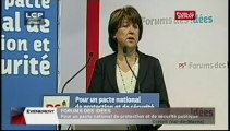 EVENEMENT,Convention nationale du Parti Socialiste