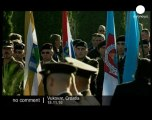 Vukovar remembrance day in Croatia - no comment