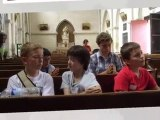 Rentrée 2010 des servants d'autel de St Lazare St Nicolas