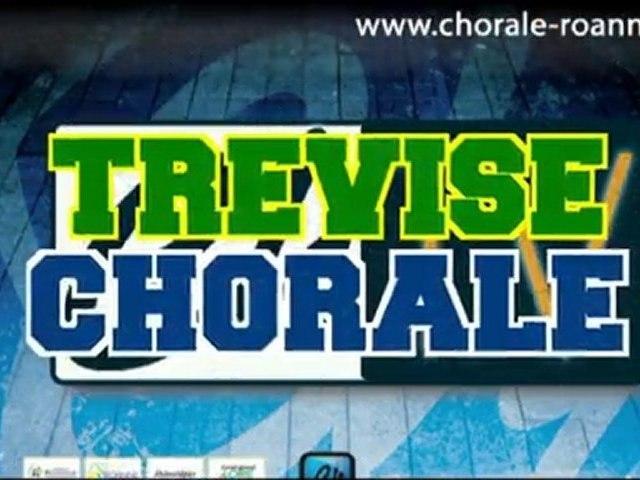 CH TV : BENETTON TREVIS/CHORALE Eurocup 1ère journée