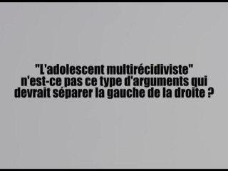 """ITW JJ URVOAS  ext """"le PS et la Sécurité"""""""
