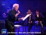 """Line Renaud - En attendant la diffusion des """"Concerts Privés"""" de France Bleu"""