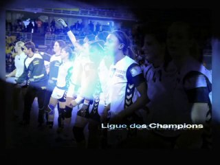 Champion's League : Les coulisses de Toulon à Larvik !