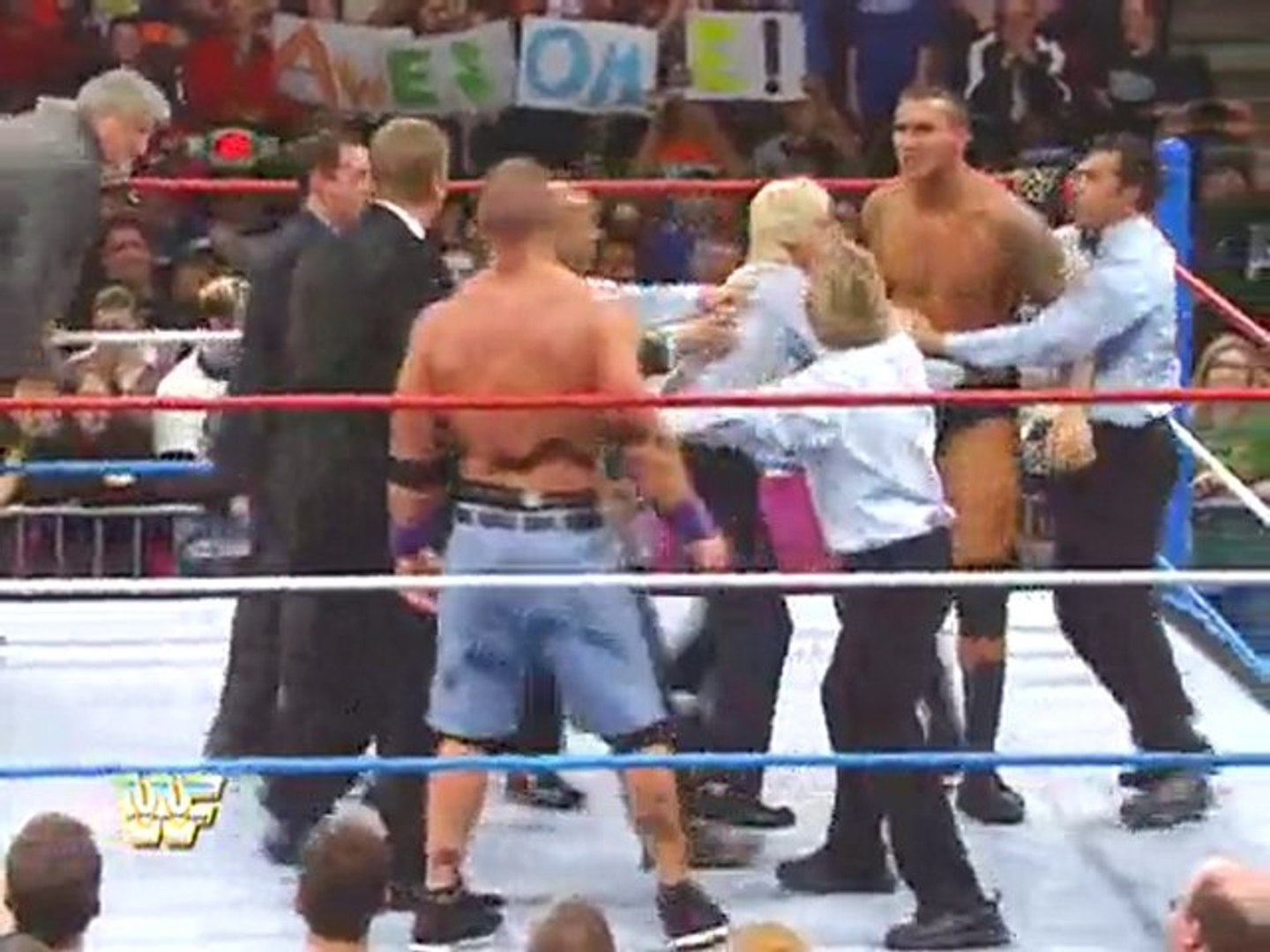 WWE Bottom Line PDTV 20/11/2010 Part 2/4