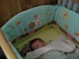 20/06/10 : dormir ds sa chambre