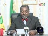 Déclaration du gouvernement lu par le ministre Rodolphe Adad
