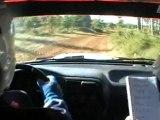 Rallye terre de vaucluse es 2 Cairanne