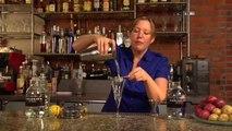 Inspired Sips - Swedish Flag Cocktail w/ Karlsson's Vodka