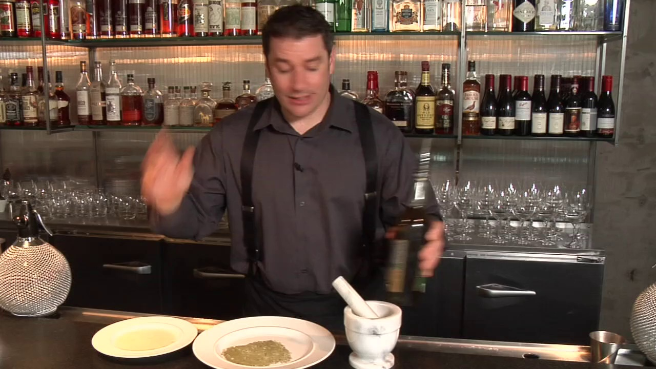 Raising the Bar – How to Make Cocktail Dusts