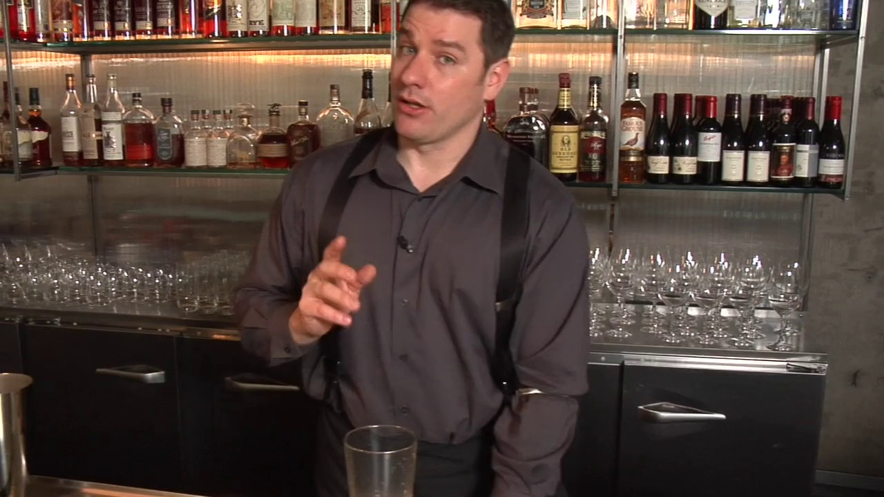 Raising the Bar – How to Add Egg to a Cocktail