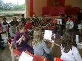 classe orchestre CM1 Saint Malo