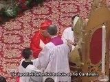 Benedict al XVI-lea: Puterea este slujire în Biserică