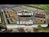 faux raccord 11 septembre le pentagone