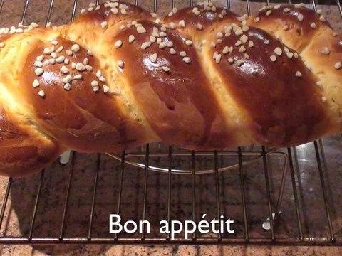 Recette brioche sucrée - pâte à brioche