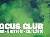 FOCUS CLUB #3: Motek + The Tellers @ K-Nal