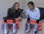 Medio Tiempo.com - Nike muestra los zapatos de los jugadores del Tri.