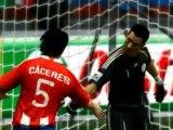 Grupo F - P11-Italia-Paraguay Simulacion 2010 FIFA World Cup South Africa de EA Sports