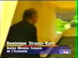 Juin 2000 - DSK filmé au Bilderberg Meeting à Genval