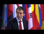 NATO Secretary General Anders Fogh Rasmussen Part1